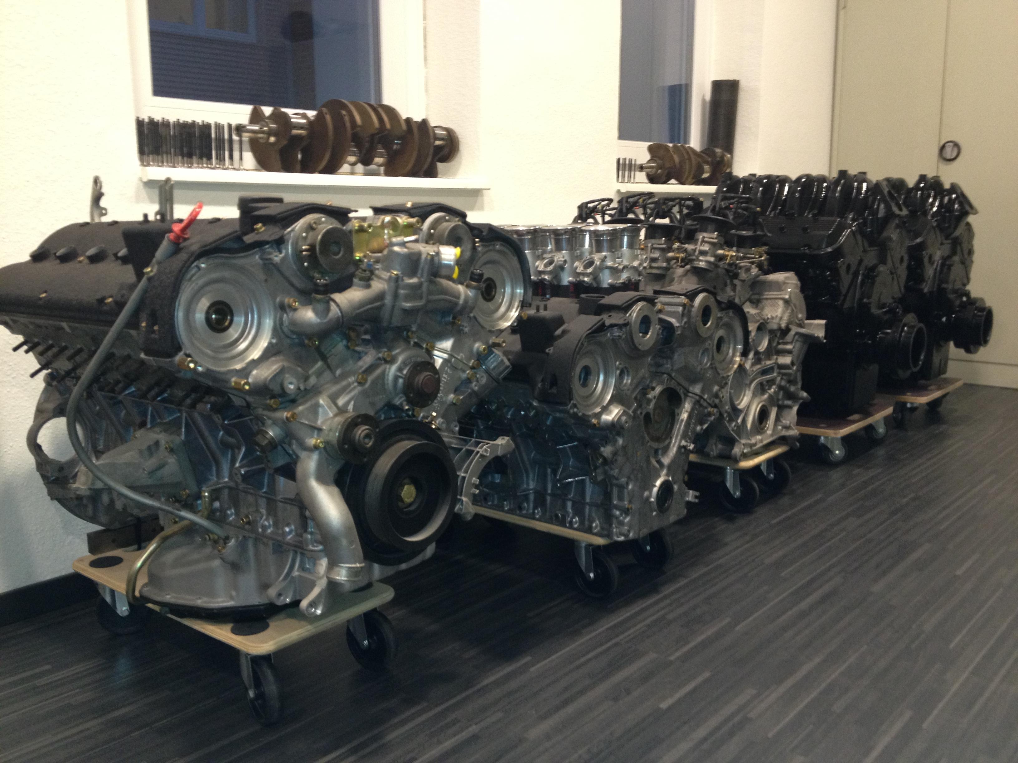 Motoren Jetski Reparatur Hamburg